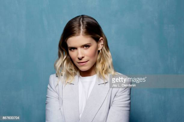 Actress Kate Mara from the film Chappaquiddick poses for a portrait at the 2017 Toronto International Film Festival for Los Angeles Times on...