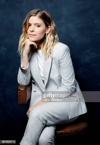Actress Kate Mara from the film 'Chappaquiddick' poses for a portrait at the 2017 Toronto International Film Festival for Los Angeles Times on...