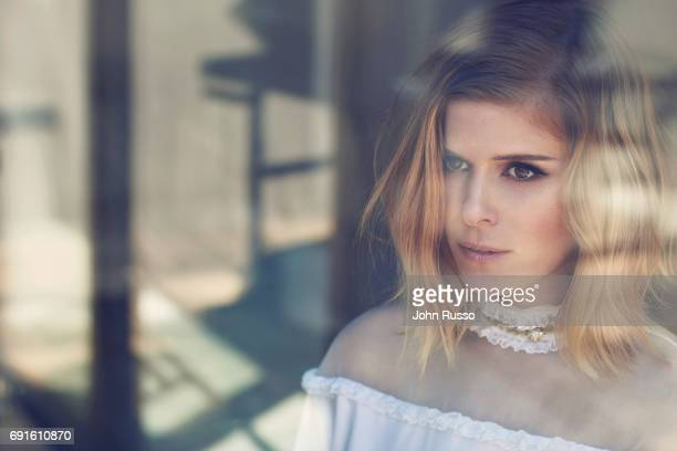 Actress Kate Mara is photographed for Self Assignment on May 22 2017 in Los Angeles California