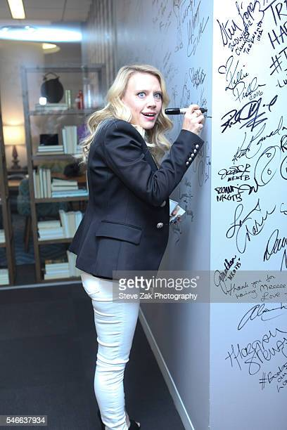 """Actress Kate McKinnon attends AOL Build Speaker Series: Ghostbusters"""" at AOL HQ on July 12, 2016 in New York City."""
