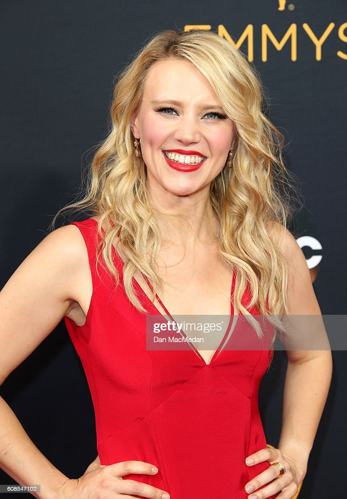 Actress Kate McKinnon attends the 68th Annual Primetime Emmy Awards at Microsoft Theater on September 18, 2016 in Los Angeles, California.