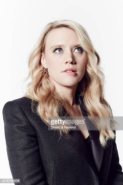 Actress Kate McKinnon poses for a portrait at the 2016 Film Independent Spirit Awards on February 27 2016 in Santa Monica California