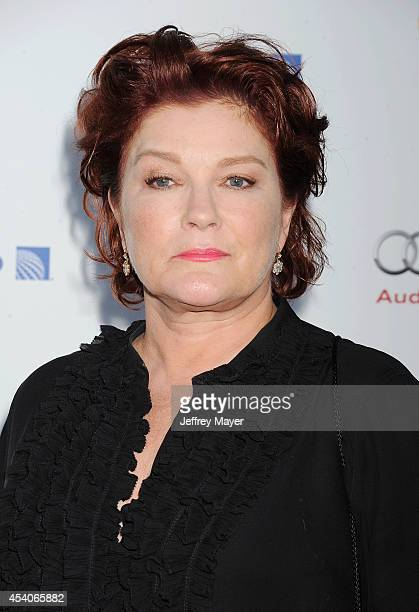 Actress Kate Mulgrew arrives at the Television Academy's 66th Emmy Awards Performance Nominee Reception at the Pacific Design Center on Saturday Aug...