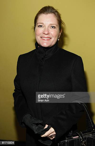 Actress Kate Mulgrew at The Seagull opening night after party at Pangea on March 13 in New York City