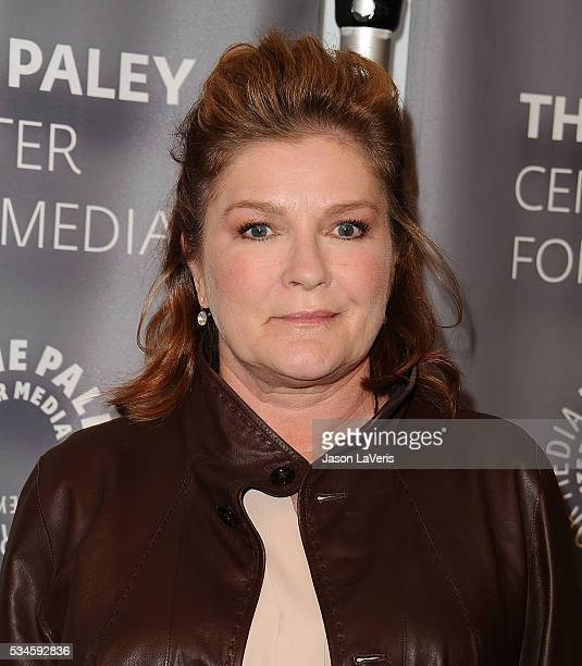 Actress Kate Mulgrew attends an evening with 'Orange Is The New Black' at The Paley Center for Media on May 26 2016 in Beverly Hills California