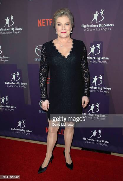 Actress Kate Mulgrew attends Big Brothers Big Sisters of Greater Los Angeles' 2017 Big Bash Live with Travis and Kelly at The Beverly Hilton Hotel on...