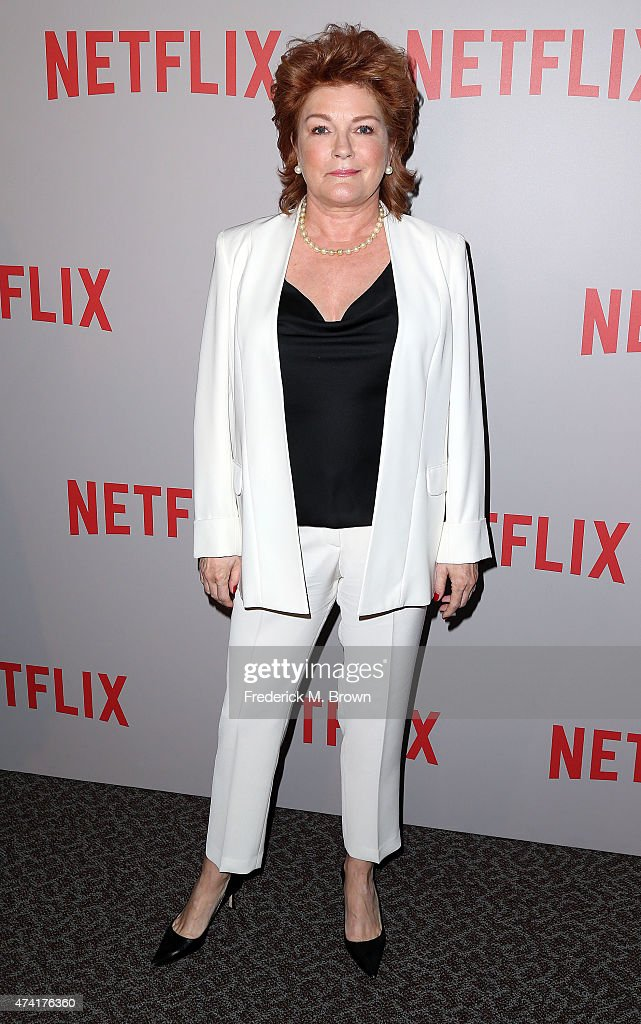 Actress Kate Mulgrew attends Netflix's 'Orange Is The New Black' For Your Consideration Screening and Q & A at the Directors Guild Of America on May 20, 2015 in Los Angeles, California.