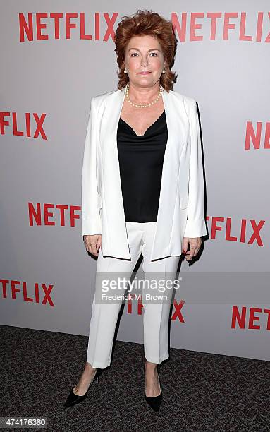 Actress Kate Mulgrew attends Netflix's 'Orange Is The New Black' For Your Consideration Screening and Q A at the Directors Guild Of America on May 20...