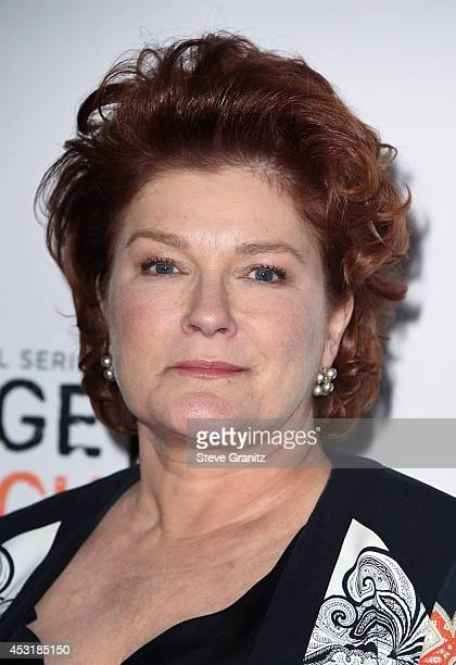 Actress Kate Mulgrew attends Netflix's Orange is the New Black panel discussion at Directors Guild Of America on August 4 2014 in Los Angeles...