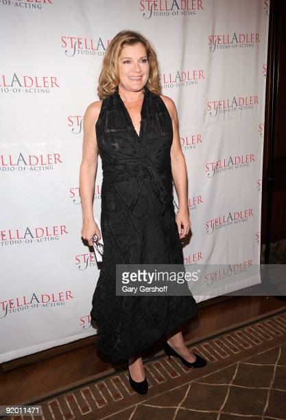 Actress Kate Mulgrew attends the 2009 Stella by Starlight Gala at a Private Residence on October 19 2009 in New York City