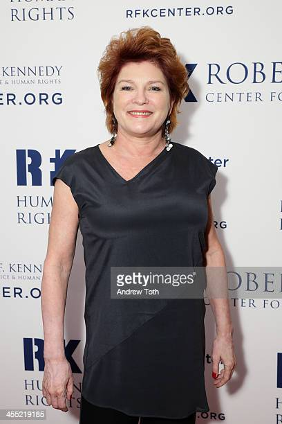 Actress Kate Mulgrew attends the 2013 Ripple of Hope Awards Dinner at New York Hilton on December 11 2013 in New York City