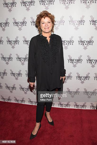 Actress Kate Mulgrew attends the 2015 Vineyard's Gala at Edison Hotel on March 30 2015 in New York City