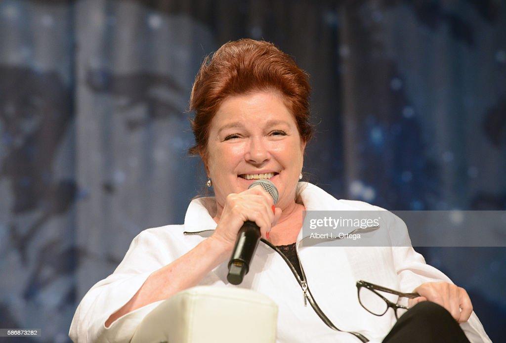 15th Annual Official Star Trek Convention : News Photo