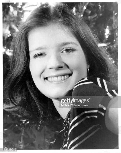 Actress Kate Mulgrew poses for a portrait in circa 1976
