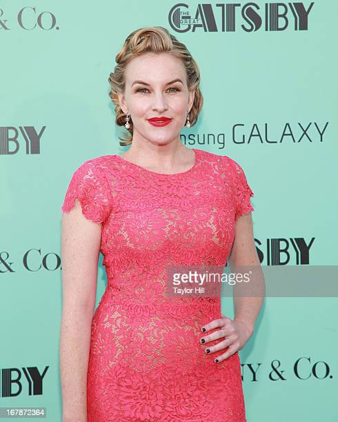 "Actress Kate Mulvany attends ""The Great Gatsby"" world premiere at Alice Tully Hall at Lincoln Center on May 1, 2013 in New York City."