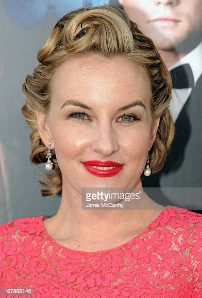 Actress Kate Mulvany attends the The Great Gatsby world premiere at Avery Fisher Hall at Lincoln Center for the Performing Arts on May 1 2013 in New...
