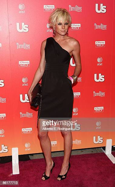 Actress Kate Nauta arrives at the Us Weekly Hot Hollywood Party held at My House nightclub on April 22, 2009 in Hollywood, California.