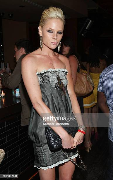 Actress Kate Nauta attends the after party for The Good Guy during the 2009 Tribeca Film Festival at Tenjune on April 26 2009 in New York City