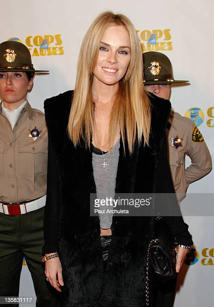 Actress Kate Nauta attends the Cops 4 Causes annual Fallen Heroes benefit at Avalon on December 14, 2011 in Hollywood, California.