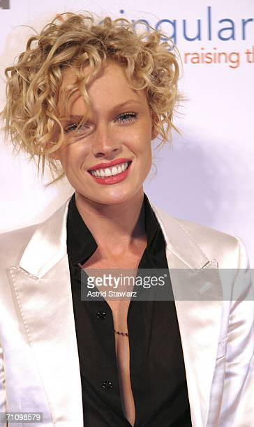 Actress Kate Nauta attends the exclusive sneak peek of HBO Mobile on May 31 2006 in New York
