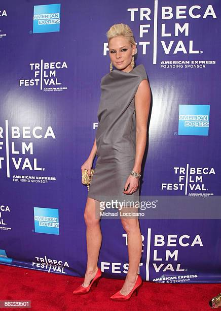 Actress Kate Nauta attends the premiere of The Good Guy during the 2009 Tribeca Film Festival at SVA Theater on April 26 2009 in New York City