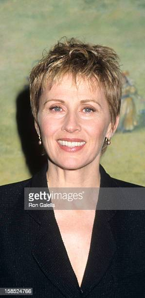 Actress Kate Nelligan attends 67th Annual National Board of Review Awards Dinner on February 26 1996 at Tavern on the Green in New York City
