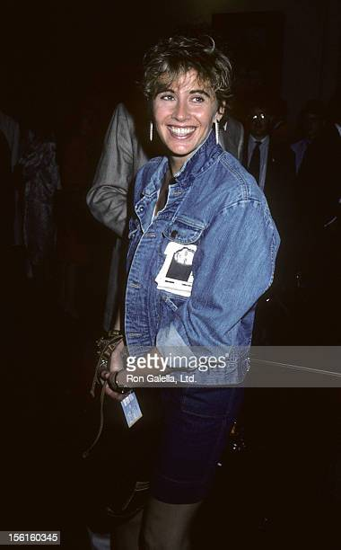 Actress Kate Nelligan attends the opening party for 'Cuba and the Teddy Bear' on July 16 1986 at Sardi's Restaurant in New York City