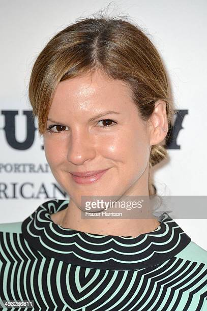 Actress Kate Sumner attends the Annenberg Space for Photography Opening Celebration for Country Portraits of an American Sound at the Annenberg Space...
