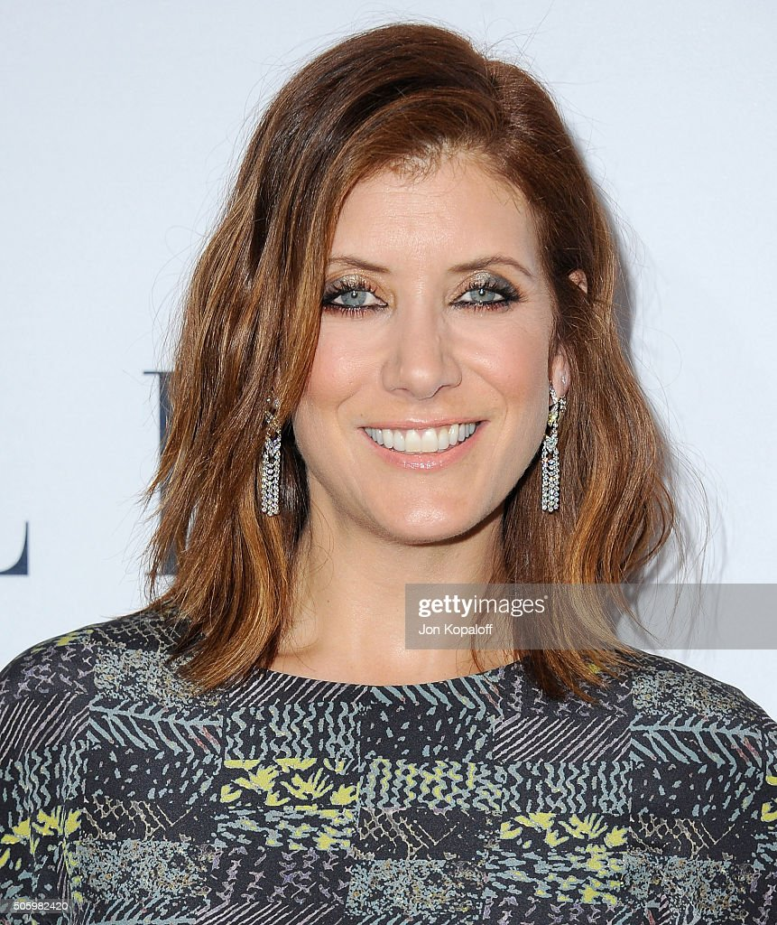 Actress Kate Walsh arrives at ELLE's 6th Annual Women In Television Dinner at Sunset Tower Hotel on January 20, 2016 in West Hollywood, California.