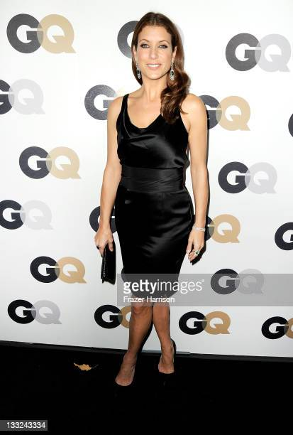 "Actress Kate Walsh arrives at the 16th Annual GQ ""Men Of The Year"" Party at Chateau Marmont on November 17, 2011 in Los Angeles, California."