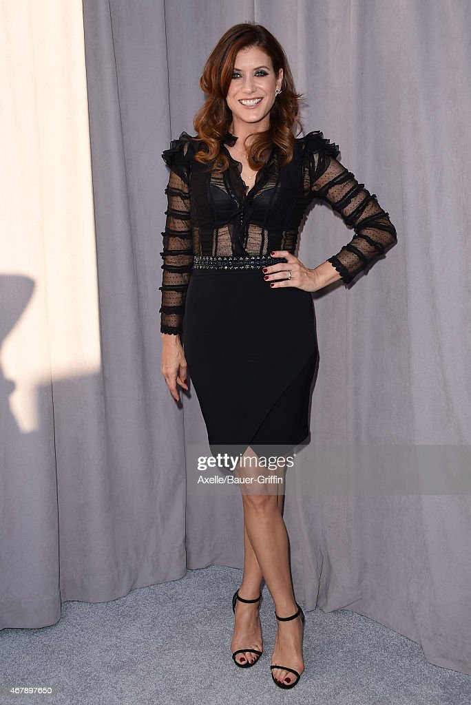 Actress Kate Walsh arrives at the Comedy Central Roast of Justin Bieber on March 14, 2015 in Los Angeles, California.