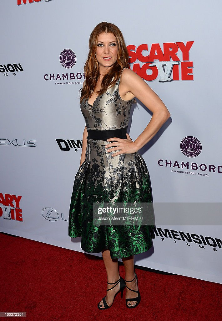 """Premiere Of Dimension Films' """"Scary Movie 5"""" - Arrivals : News Photo"""