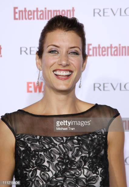 Actress Kate Walsh arrives at the Entertainment Weekly's 5th Annual Pre-Emmy Party at Opera and Crimson on September 15, 2007 in Hollywood,...
