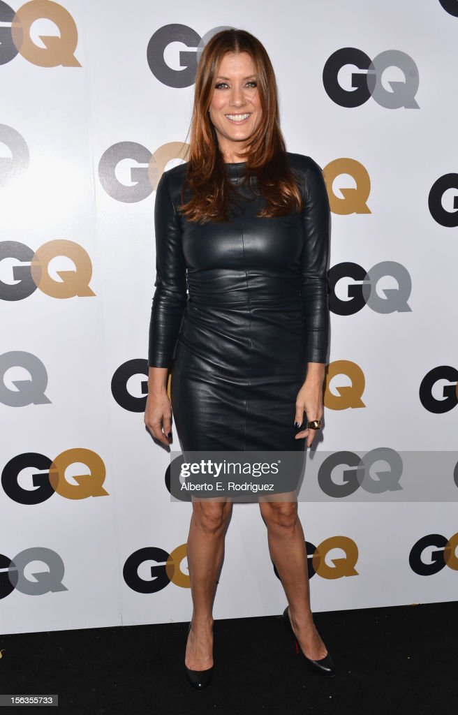 Actress Kate Walsh arrives at the GQ Men of the Year Party at Chateau Marmont on November 13, 2012 in Los Angeles, California.