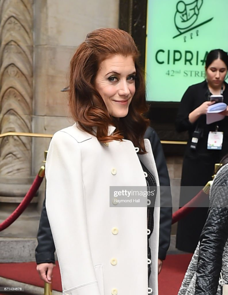 Actress Kate Walsh at Variety Power Women Lucheon on April 21, 2017 in New York City.