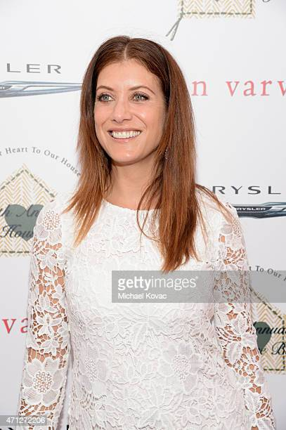 Actress Kate Walsh attends Chrysler John Varvatos 12th Annual Stuart House Benefit at John Varvatos on April 26 2015 in Los Angeles California