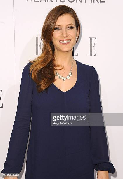 Actress Kate Walsh attends ELLE's Annual Women in Television Celebration at Sunset Tower on January 22 2014 in West Hollywood California