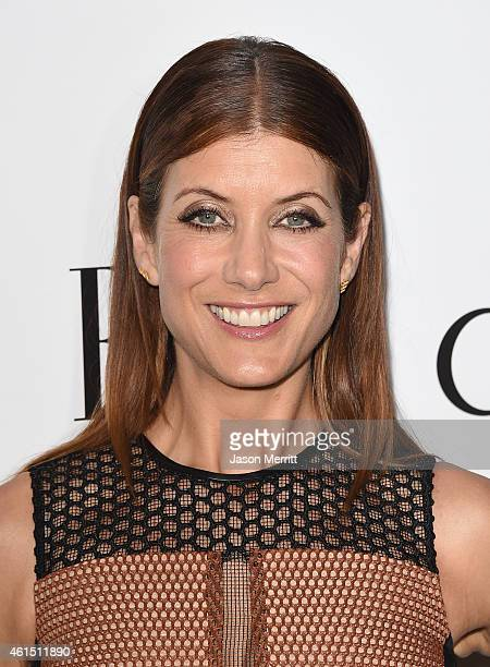 Actress Kate Walsh attends ELLE's Annual Women in Television Celebration on January 13 2015 at Sunset Tower in West Hollywood California Presented by...