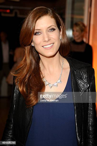 Actress Kate Walsh attends ELLE's Annual Women in Television Celebration on January 22 2014 in West Hollywood California