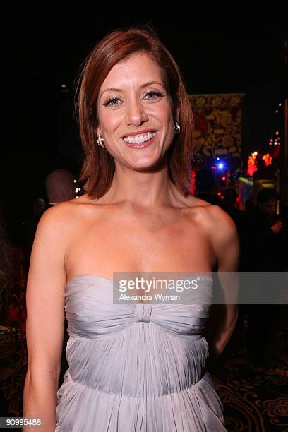 Actress Kate Walsh attends HBO's post Emmy Awards reception at the Pacific Design Center on September 20, 2009 in West Hollywood, California.