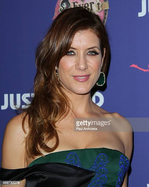 Actress Kate Walsh attends Just Jared's Homecoming Dance at the El Rey Theatre on November 20 2014 in Los Angeles California