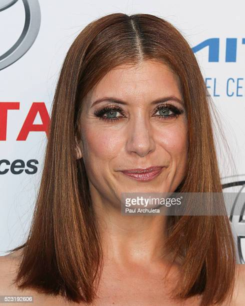 Actress Kate Walsh attends Keep It Clean a live comedy benefit for the Waterkeeper Alliance at Avalon on April 21 2016 in Hollywood California