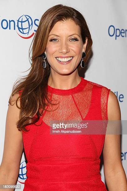 Actress Kate Walsh attends Operation Smile's 2013 Smile Gala at the Beverly Wilshire Four Seasons Hotel on September 27 2013 in Beverly Hills...