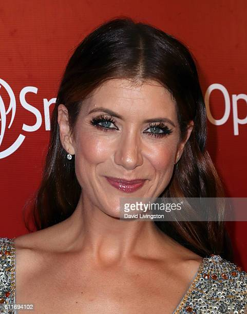 Actress Kate Walsh attends Operation Smile's Annual Smile Gala at the Beverly Wilshire Four Seasons Hotel on September 30 2016 in Beverly Hills...