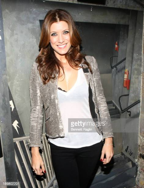 Actress Kate Walsh attends Planned Parenthood Rock The Vote 2013 Inauguration Party on January 20 2013 in Washington DC