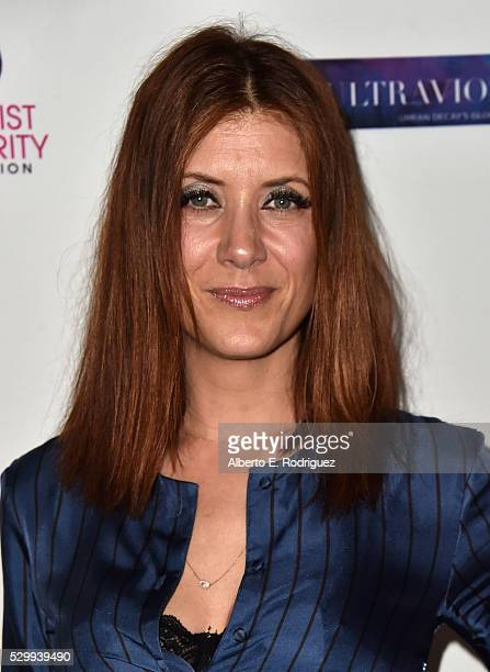 Actress Kate Walsh attends the 11th Annual Global Women's Rights Awards at the Directors Guild of America on May 09 2016 in Los Angeles California