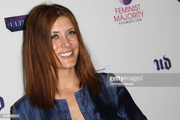 Actress Kate Walsh attends the 11th Annual Global Women's Rights Awards at Directors Guild Of America on May 9 2016 in Los Angeles California