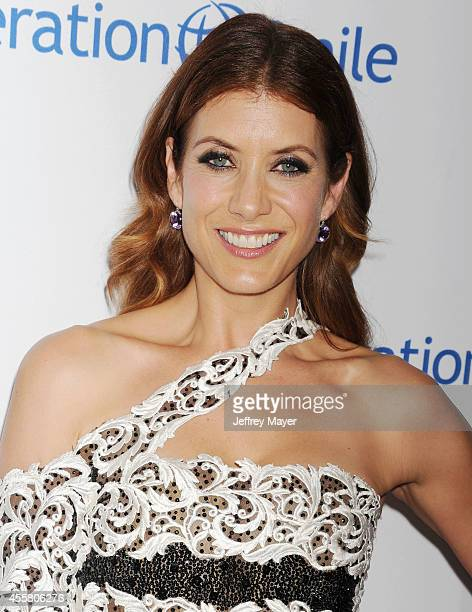 Actress Kate Walsh attends the 2014 Operation Smile Gala at the Beverly Wilshire Four Seasons Hotel on September 19, 2014 in Beverly Hills,...