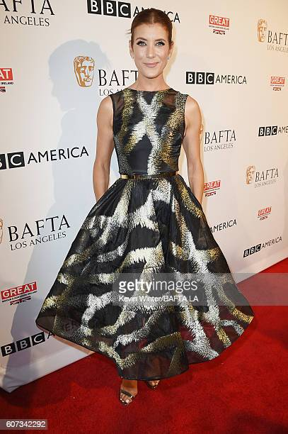 Actress Kate Walsh attends the BBC America BAFTA Los Angeles TV Tea Party 2016 at The London Hotel on September 17 2016 in West Hollywood California