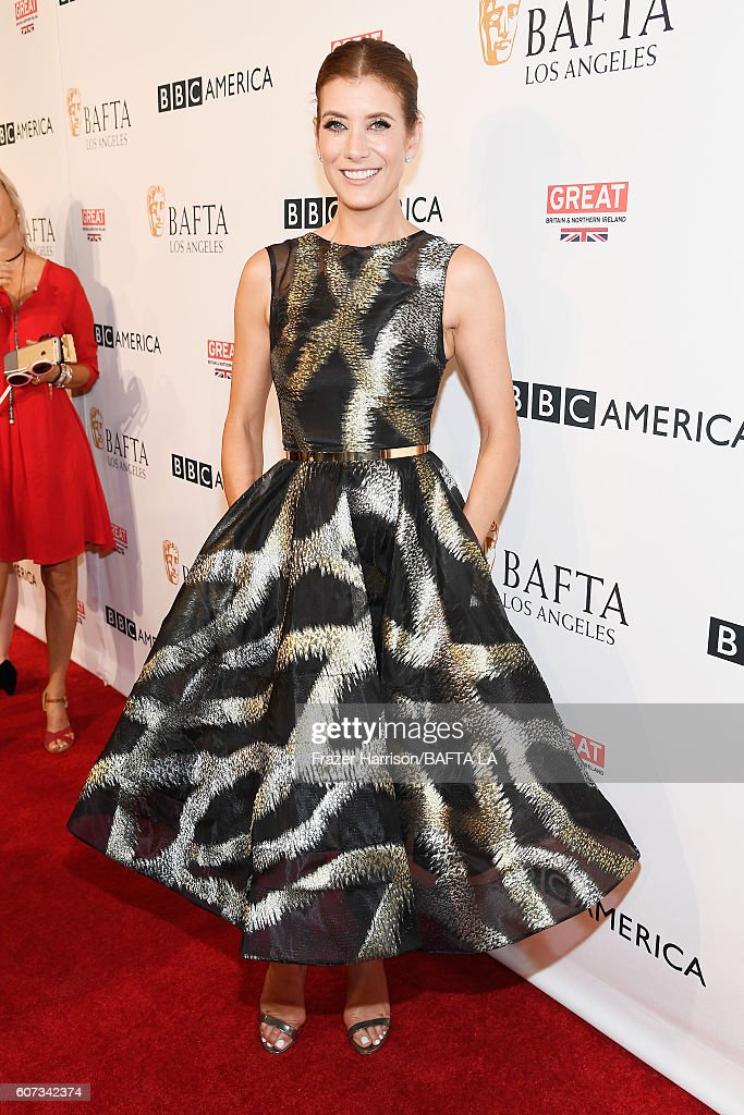 CA: BBC America BAFTA Los Angeles TV Tea Party 2016 - Red Carpet
